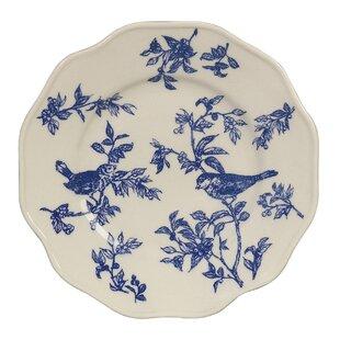 Bird Toile Dinner Decorative Plate  sc 1 st  Wayfair & Porcelain Decorative Plates Youu0027ll Love | Wayfair