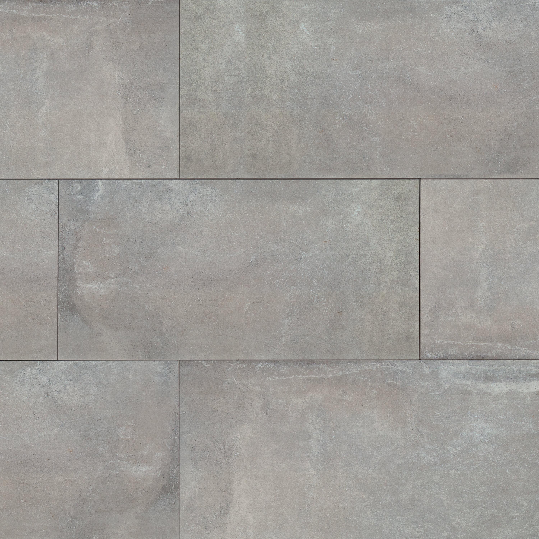 Msi Cemento Novara 12 X 24 Porcelain Field Tile In Gray Minimum 640 Square Feet Reviews Wayfair