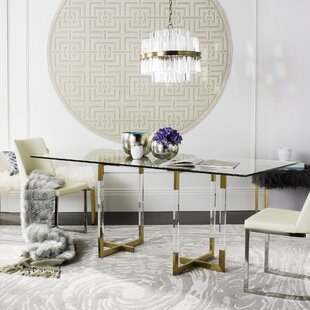 Crigger Glass Dining Table