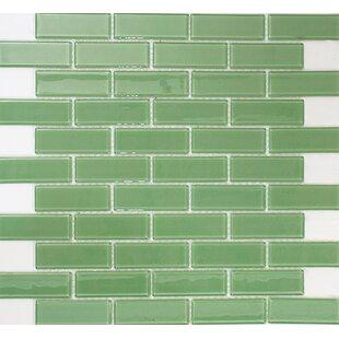Emerald Green Subway Tile Wayfair