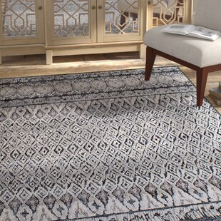Price Check Leonard Gray Area Rug By Bloomsbury Market