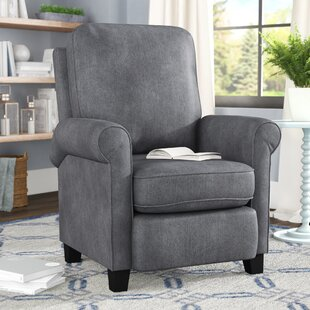 Hallatrow Manual Recliner by Winston Porter