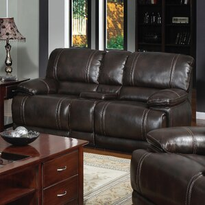 Dylan Reclining Sofa by E-Motion Furniture