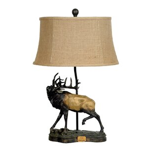 Coupon The Challenge 28.25 Table Lamp By Crestview Collection