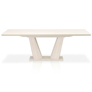 Saint Extendable Dining Table Orren Ellis