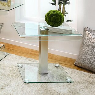 Damaa III End Table by Orren E..