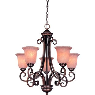 dimmable light fixture medici 5light shaded chandelier cone dimmable light fixture wayfair