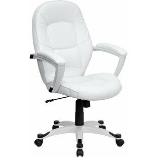 Mccrary Executive Chair by Latitude Run Great price