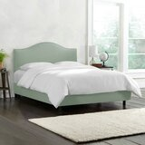 Emilia Upholstered Low Profile Standard Bed by Wayfair Custom Upholstery™