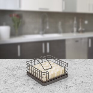 Weighted Flat Napkin Holder