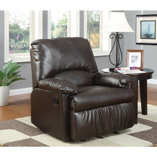 Huffstetler Functionally Relaxing Manual Glider Recliner