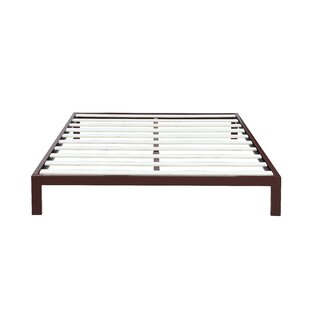 Modern Metal Platform Bed Frame