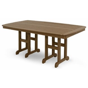 Yacht Club Dining Table by Trex Outdoor