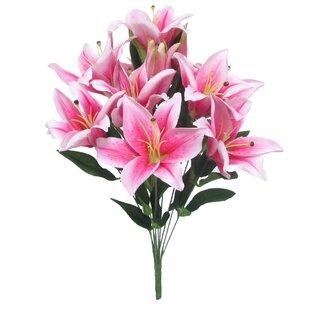 Grand Tiger Lilies Floral Arrangement (Set of 2)