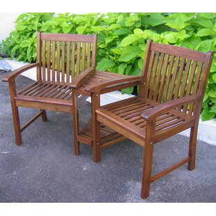 Beachcrest Home Pine Hills Patio Dining Chair