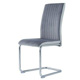 Wexford Upholstered Dining Chair (Set of 4) by Orren Ellis SKU:BA392231 Information