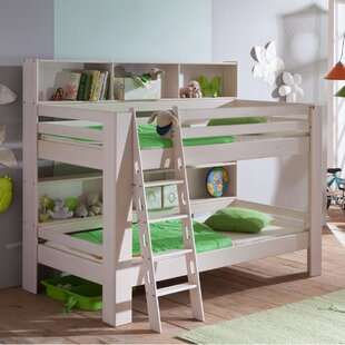 Diredra European Single Bunk Bed By Zoomie Kids