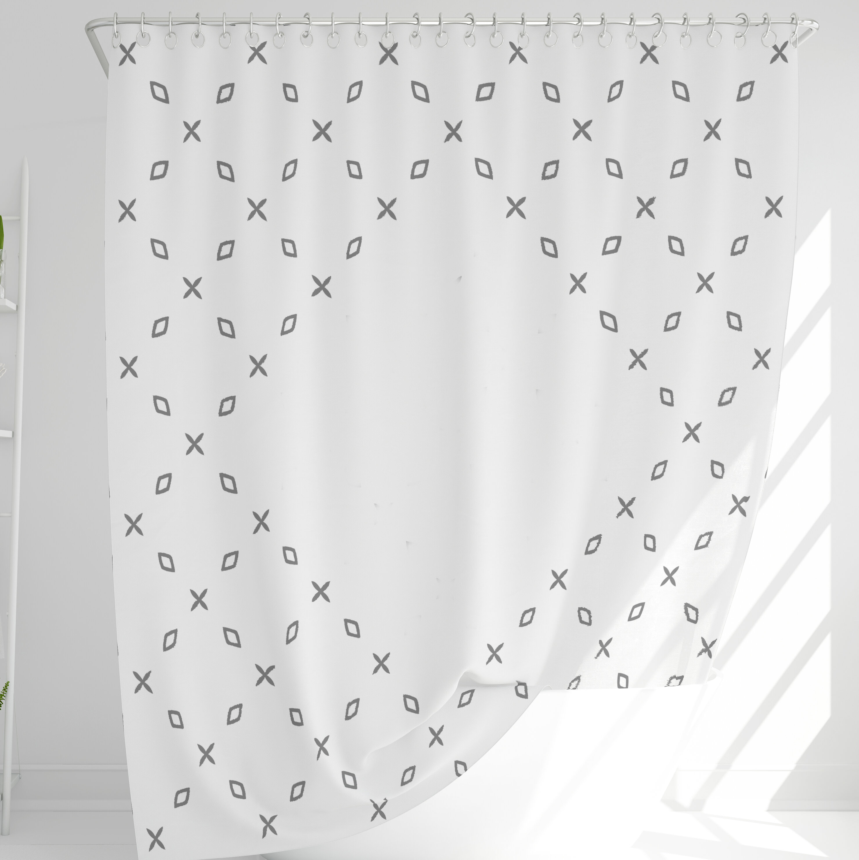 Latitude Run Annet Single Shower Curtain Hooks Wayfair