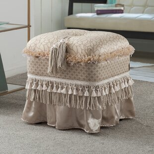 Where buy  Seraphina Ottoman By Astoria Grand