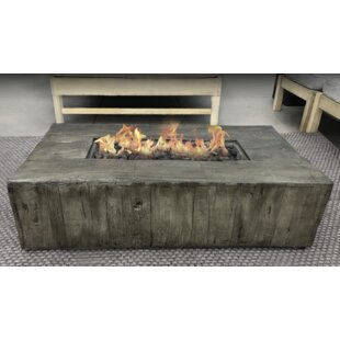Mobley Propane/Natural Gas Fire Pit Table