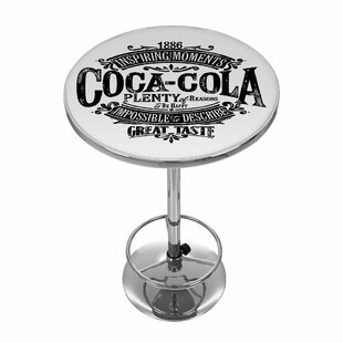 Coca Cola Brazil 42 Pub Table Trademark Global