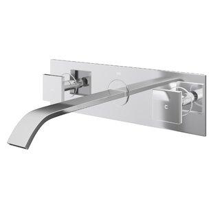 Modern Wall Mounted Bathroom Sink Faucets Allmodern