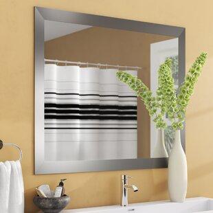 Wide Wall Mirror By Latitude Run