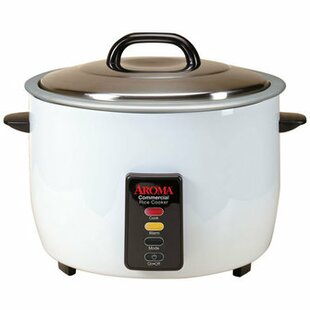 Aroma Pot Style Commercial Rice Cooker