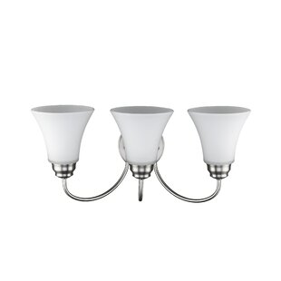 Price comparison Canales 3-Light Vanity Light By Charlton Home