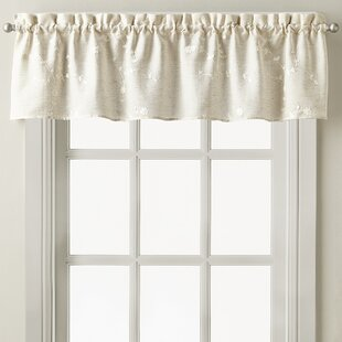 Jamison 56 Window Valance by Ophelia & Co.