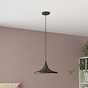 Langley Street Bradman 1-Light Cone Pendant
