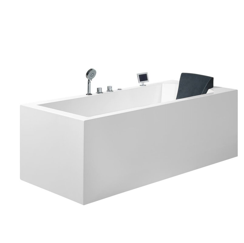 Best Alcove Bathtub Reviews for a Relaxing Bath Time: Top 10 Choices!