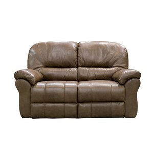Frankfort Power Reclining Loveseat by Coja