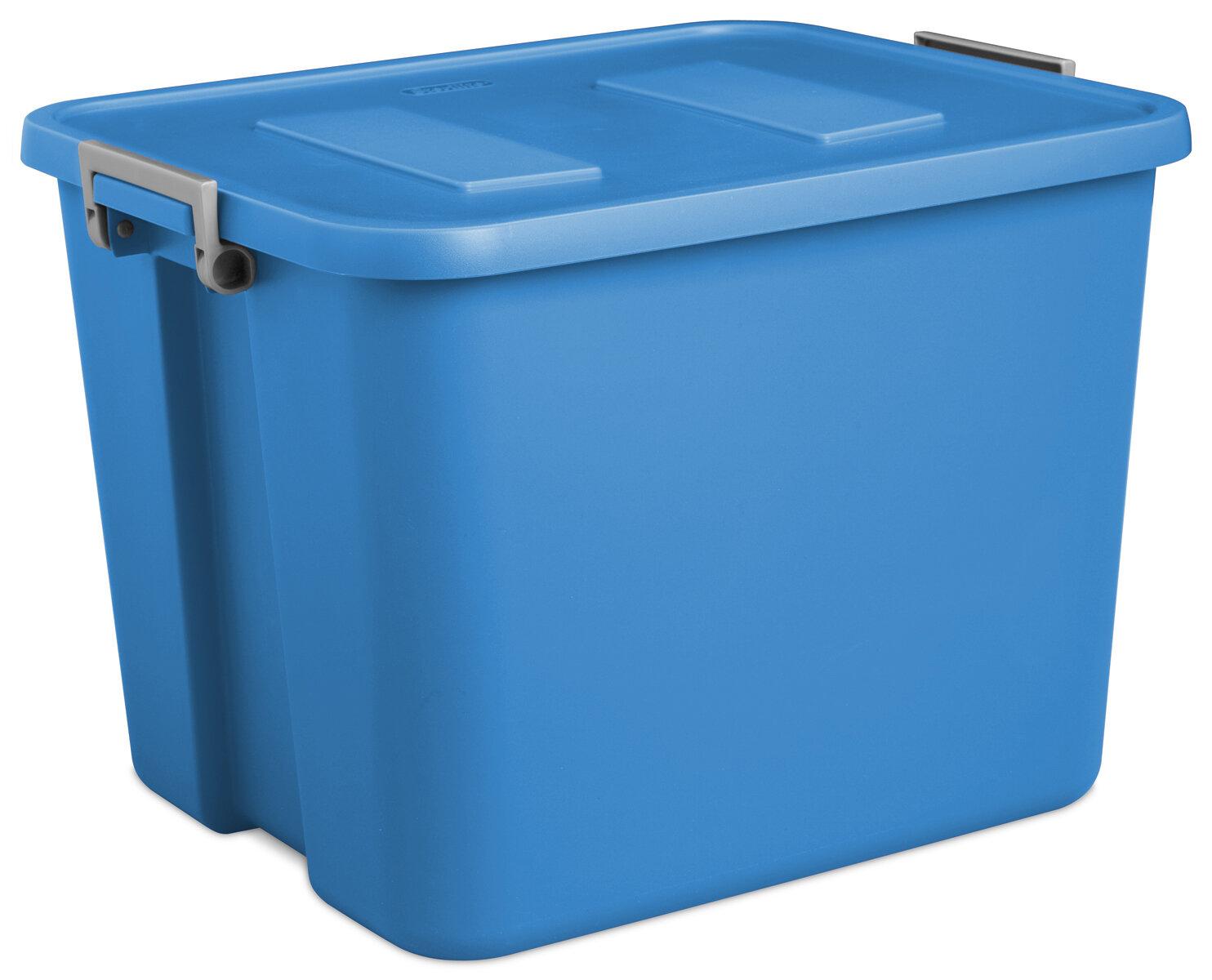 Sterilite 20 Gallon Latch Tote & Reviews | Wayfair