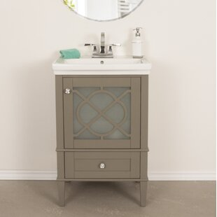 Read Reviews Wheatley 24 Single Bathroom Vanity Set By Willa Arlo Interiors
