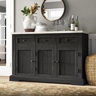 Ballintoy Wooden Sideboard