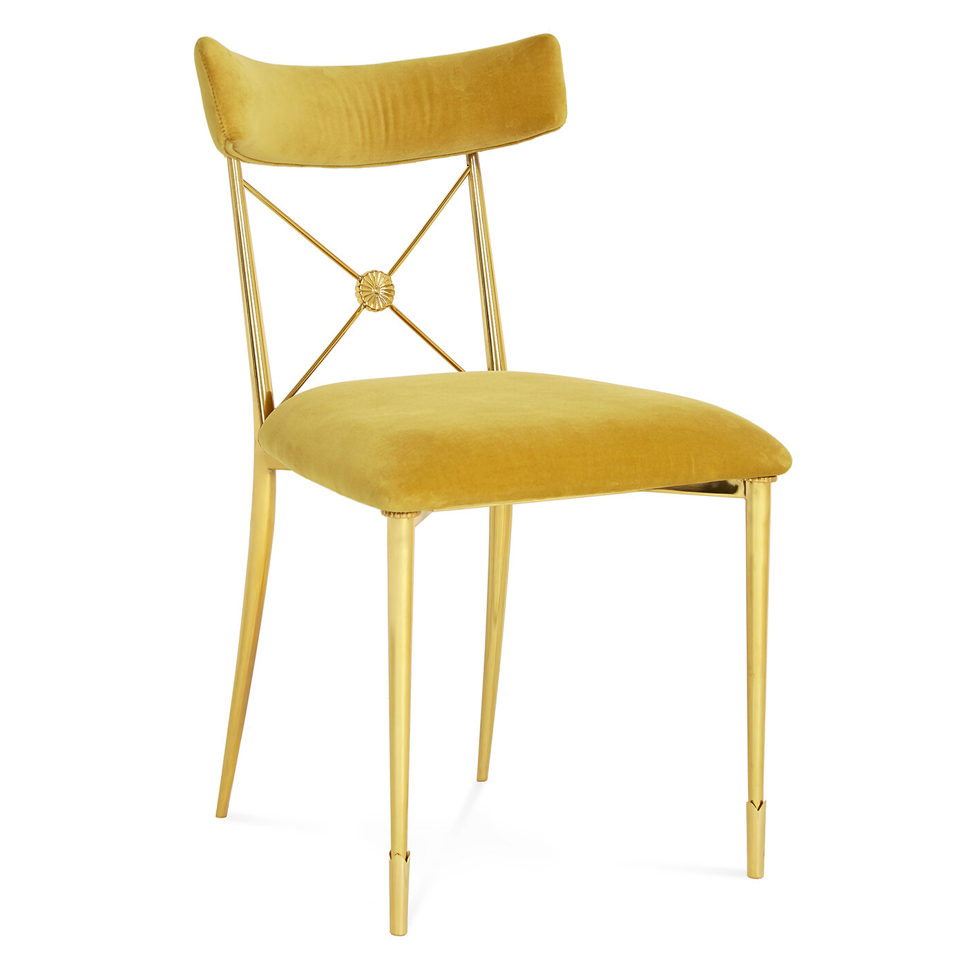 Luxury Velvet Dining Chairs Perigold