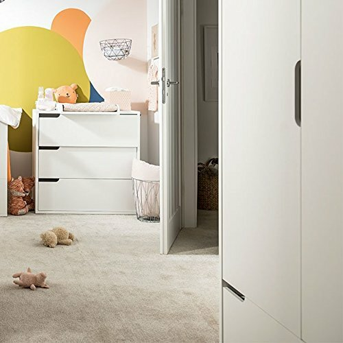 Ducey 2 Door Childrenu0027s Wardrobe Armoire