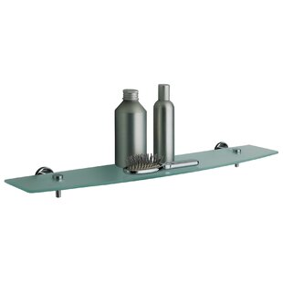 57.7 X 3.5cm Bathroom Shelf By Symple Stuff