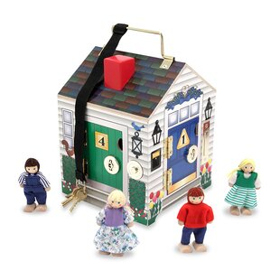 Check Prices Doorbell House By Melissa & Doug