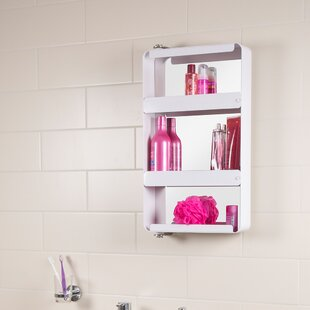 Arun 35cm X 64.2cm Surface Mount Mirror Cabinet By Belfry Bathroom