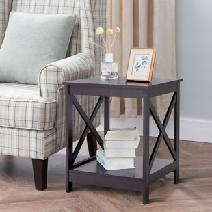 Scholz End Table by Breakwater Bay