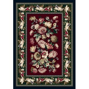 Purchase Shrout Chelsea Garnet Area Rug By Astoria Grand