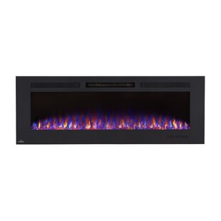 Allure Phantom Wall Mounted Electric Fireplace by Napoleon