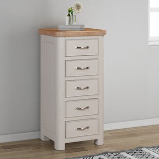 Comfrey 5 Drawer Chest By August Grove