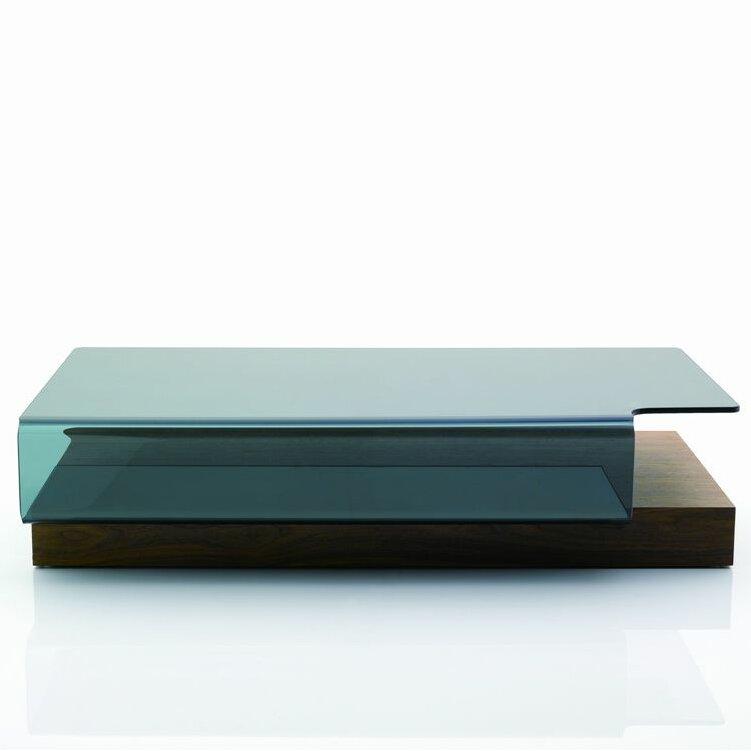 Orren Ellis Sylvan Modern Coffee Table With Storage Wayfair