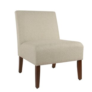 Dierker Fabric Upholstered Wooden Side Chair by Winston Porter