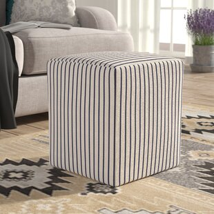 Rhys Pouf by Laurel Foundr..