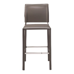 Great Price Demaio 26 Bar Stool by Wade Logan Reviews (2019) & Buyer's Guide