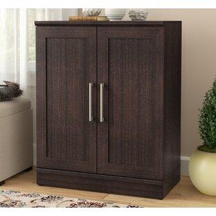 Tiberius 2 Doors Accent Cabinet by Andover Mills